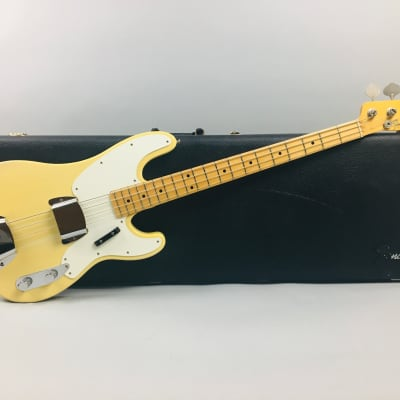 Fender Telecaster Bass 1971 Blonde for sale