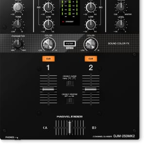 Pioneer DJM-600 preamp dj mixer   Reverb