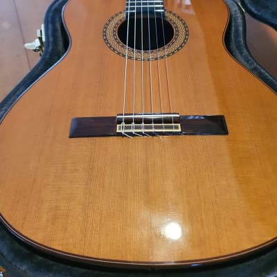 Almansa 461 Classical Guitar - Handcrafted in Spain for sale