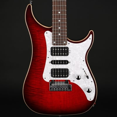 Vigier Excalibur Special in Mysterious Red, Rosewood #190022 for sale