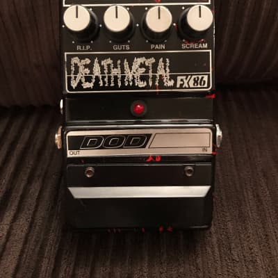 *Jason Lamb Series* DOD DEATH METAL FX86 MADE IN USA Original First Version 1994 for sale