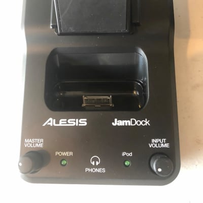 Alesis Jam doc for iphone 1-4  Black
