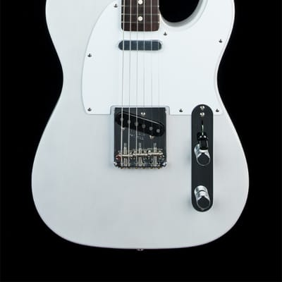Fender Jimmy Page Mirror Telecaster - White Blonde #01023