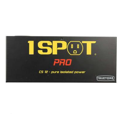 Truetone 1 Spot Pro CS12 Power Supply MINT image
