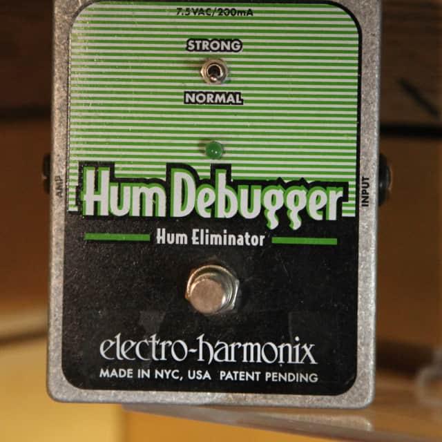Electro-Harmonix Hum Debugger Used image