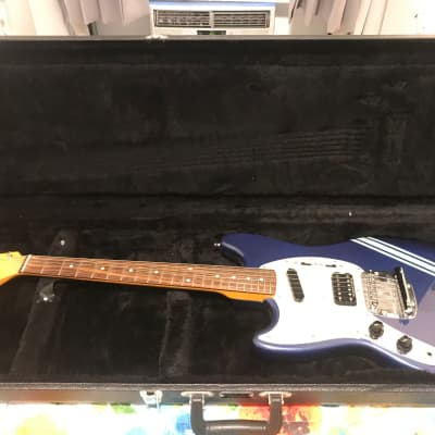 Fender Kurt Cobain Mustang Left-Handed Placid blue for sale