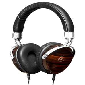 Floyd Rose FR18M Wood Studio Headphone-Mahogany
