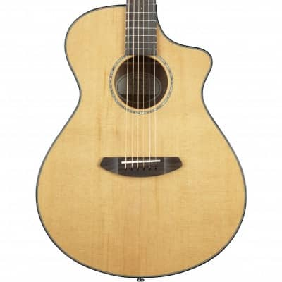 Breedlove Pursuit Concert CE LTD Red Cedar/Mahogany Concert with Built-in Electronics Natural 2018 for sale