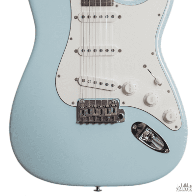Suhr Classic S Antique Sonic Blue