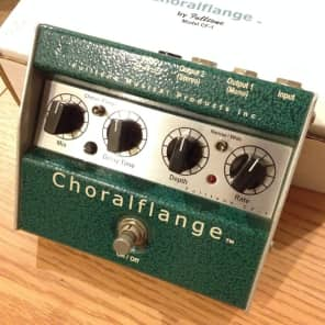 Fulltone Choralflange Chorus and Flanger