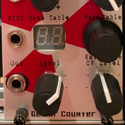 WMD Geiger Counter Eurorack Module
