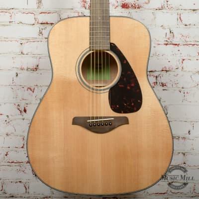 Yamaha FG800 Solid Top Folk Acoustic Guitar x1173