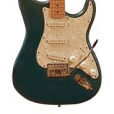 Stadium Electric Guitar NY-111 Metallic Blue for sale