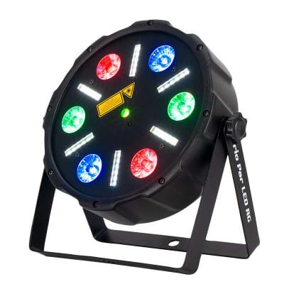 Eliminator TIOPARLED LED Par 9*4W+15W+24SMD