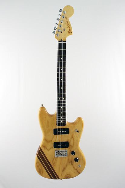 fender ltd american shortboard mustang electric guitar in a reverb. Black Bedroom Furniture Sets. Home Design Ideas