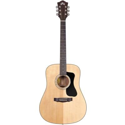 Guild D-140 Acoustic Guitar - Natural for sale