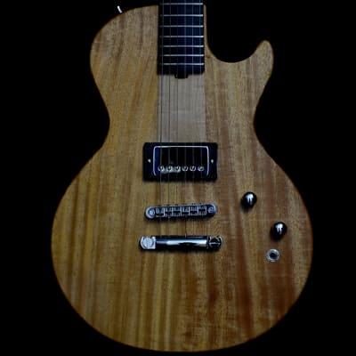 Ambler 2018 Hound Dog Guitar Natural Finish Pre-Owned for sale