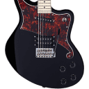 D'Angelico Premier Bedford Black with Maple Fingerboard