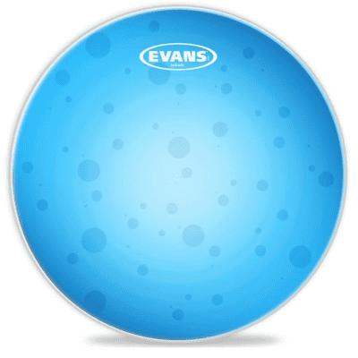 "Evans TT15HB Hydraulic Blue Drum Head - 15"""
