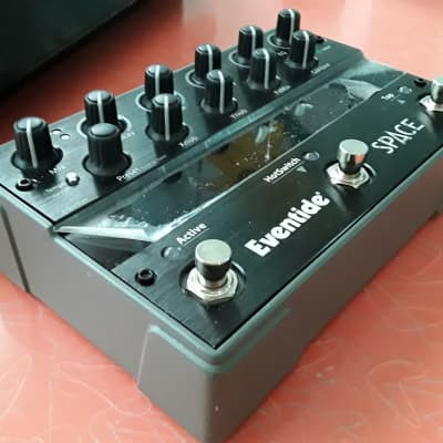 Eventide Space Reverb Pedal Mint!