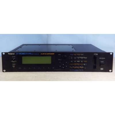 Roland JV-2080 64-Voice Synthesizer Module