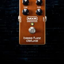 MXR M84 Bass Fuzz Deluxe Pedal - Free Shipping