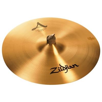 """Zildjian 18"""" A Series Thin Crash Cymbal"""