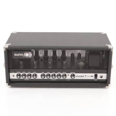 Sunn Model T 90's PR 344 Fender Reissue Guitar Head Owned by Fall Out Boy #35906 for sale