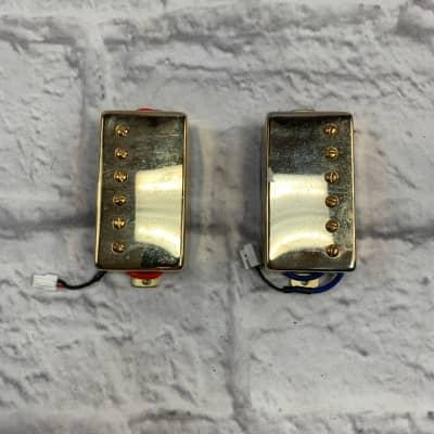 Epiphone Gold Humbucker Pair Pickups