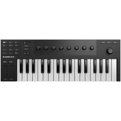 Native Instruments Komplete Kontrol M32 USB MIDI Keyboard, New