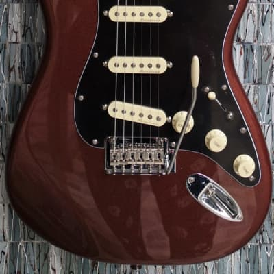 Fender Deluxe Roadhouse Stratocaster, Classic Copper for sale