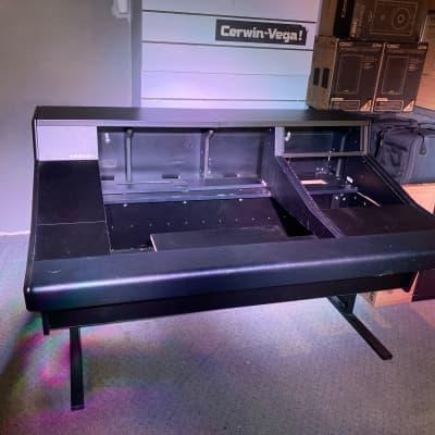 Argosy Studio desk 70 series  Black local pickup only Milwaukee, WI