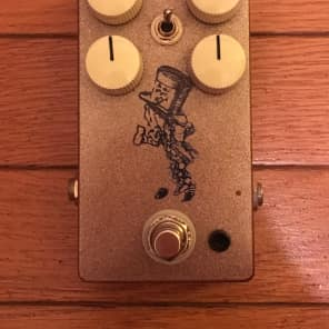 Pedal Monsters Mad Hatter Overdrive