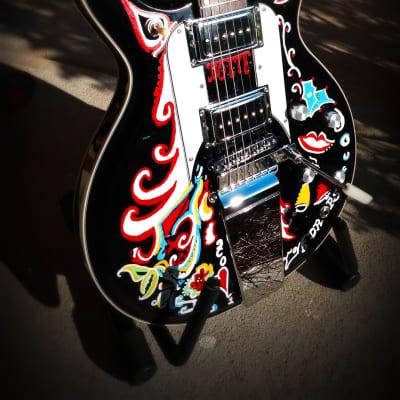 Hendrix Black Widow