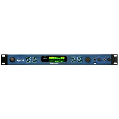 Lynx Aurora (n) 8-Channel AD/DA Converter w/ Thunderbolt Interface