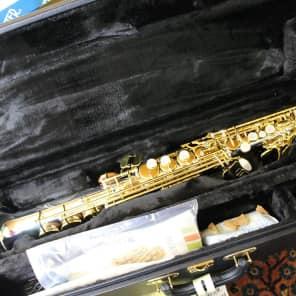 Jupiter 947SG Artist Soprano Sax