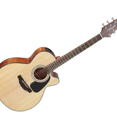 Takamine Nex Cutaway Acoustic Guitar - Natural/Rosewood - GN30CENAT
