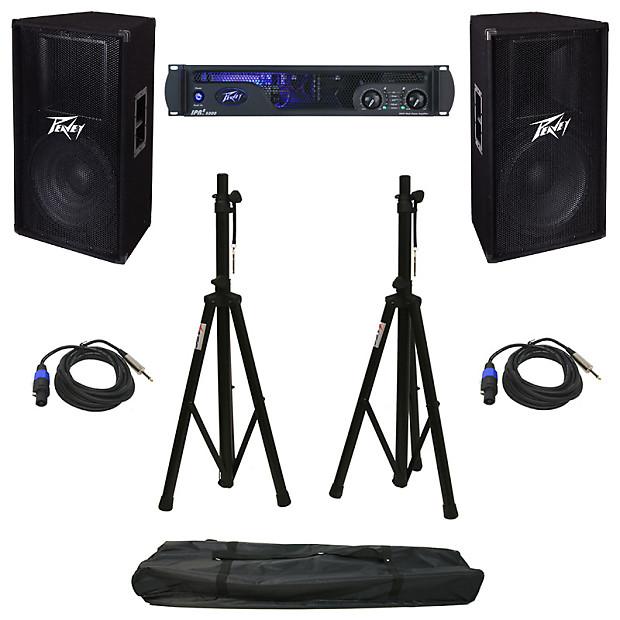 peavey ipr2 5000 pro audio pa speaker power amplifier 3000 reverb. Black Bedroom Furniture Sets. Home Design Ideas