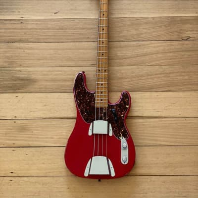 Fender Telecaster Bass 1968 Dakota Red for sale