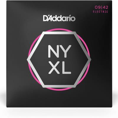 D'Addario NYXL Electric Guitar Strings - NYXL0942 Super Light