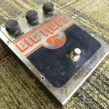 Electro-Harmonix Big Muff Pi 1977 Silver