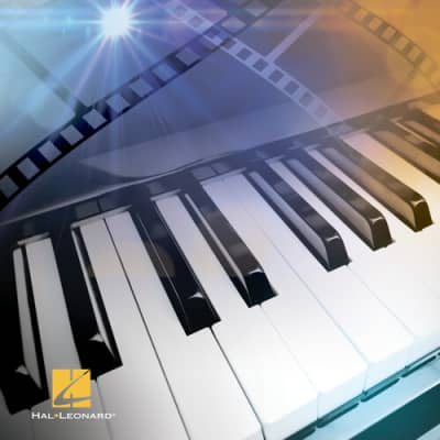 Hal Leonard First 50 Movie Themes You Should Play on Piano