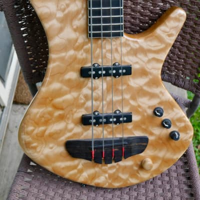 Will Bright Custom Pelican--dual source (Nordstrand, Fishman), chambered, premium parts for sale