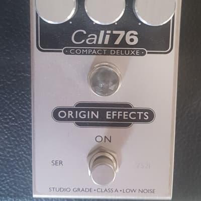 Origin Effects Cali76 compact deluxe compressor  2019