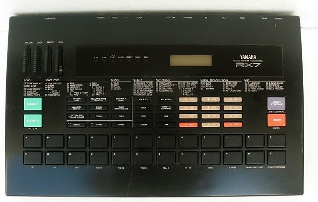 Yamaha Rx Midi