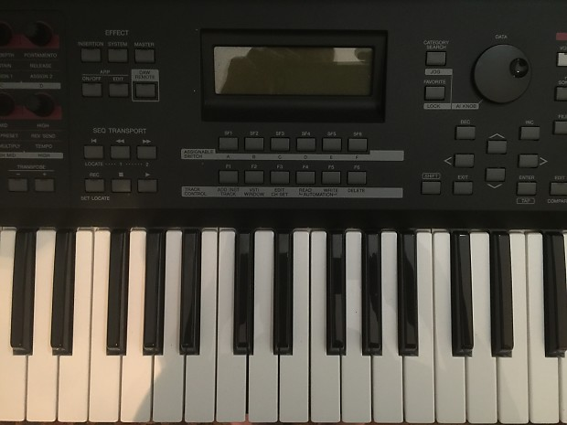 Yamaha Moxf6 Workstation Keyboard : yamaha moxf6 synthsizer workstation keyboard reverb ~ Hamham.info Haus und Dekorationen