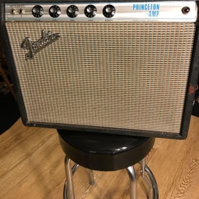 Fender Princeton amp silverface 69/70 for sale