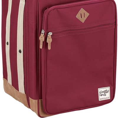 Tama Power Pad Designer Collection Cajon Bag - Wine Red, TCB01WR