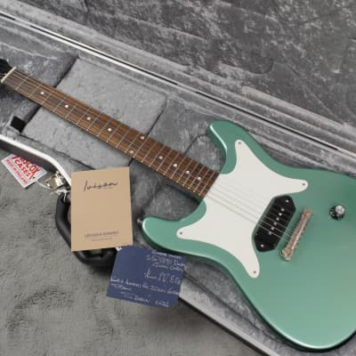 Ivison Guitars The Fillmore  Inverness Green for sale