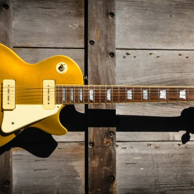 Epiphone '56 Les Paul Gold Top P-90s -Made in Korea in 2001-Excellent! L@@K Now for sale